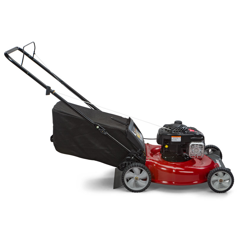 21 Push Mower with Mulching Rear Bag MP21500