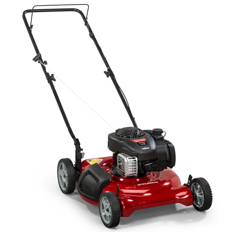Murray 21 Lawn Mower : Quot push mower with mulching side discharge mp