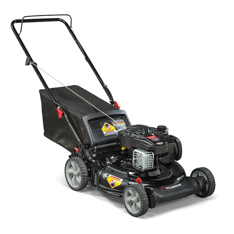 "21"" Push Mower with Mulching, Rear Bag (MP21500)"