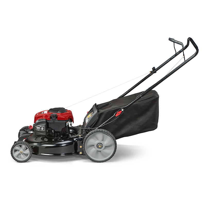 21 Push Mower with Mulching Rear Bag Side Discharge MP21625