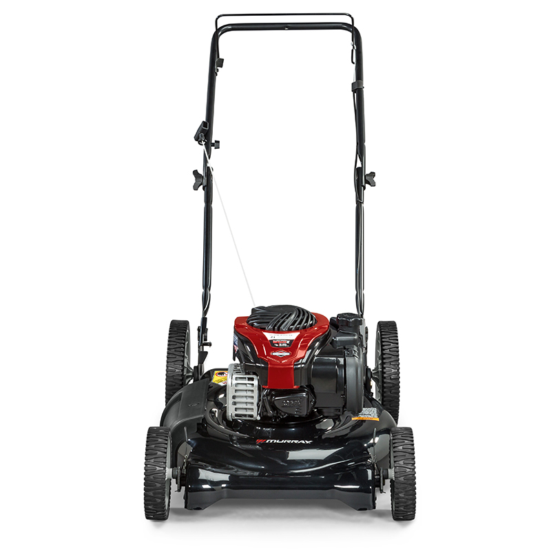 21 Push Mower with High Rear Wheels Mulching and Side Discharge MP21500HW