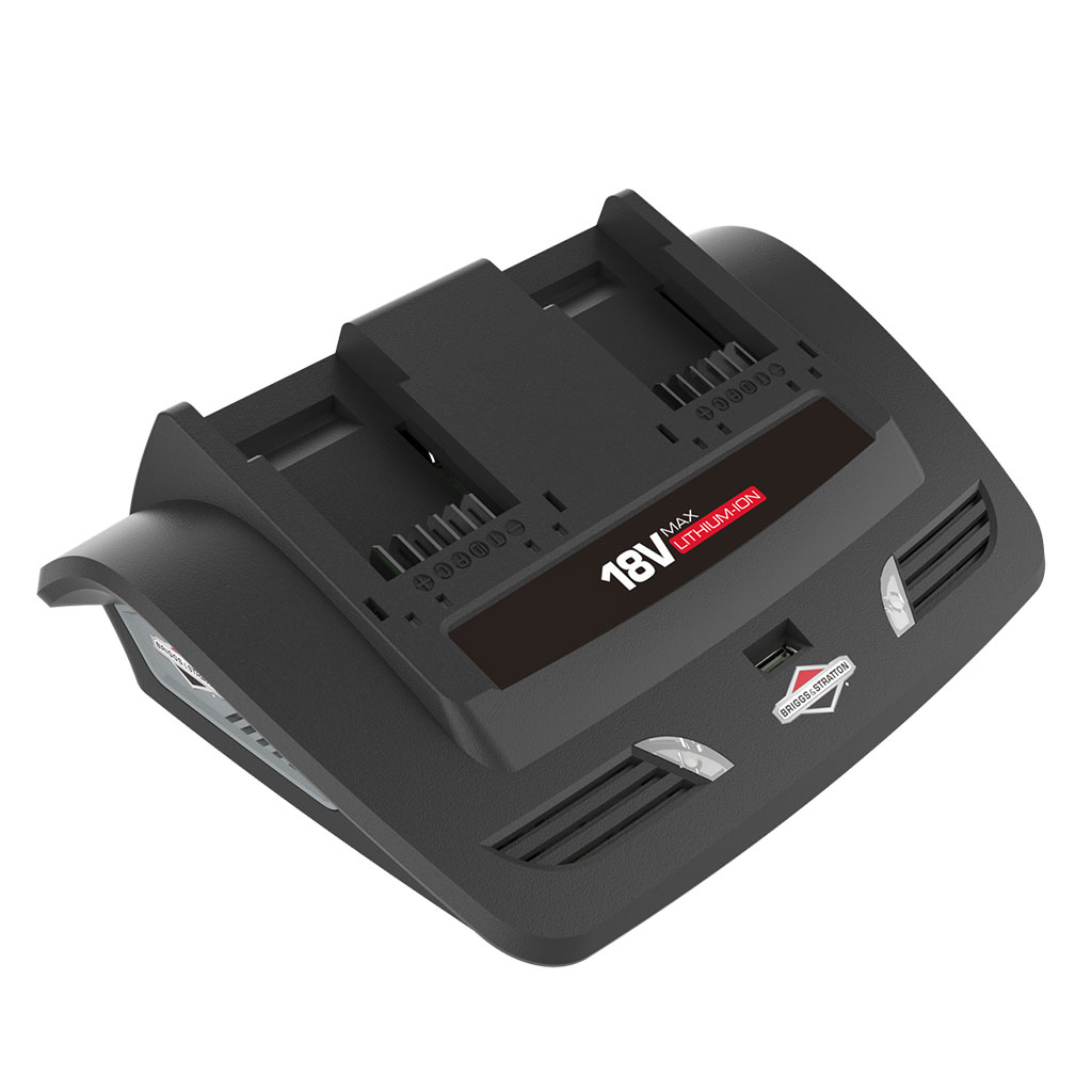 Briggs & Stratton 18V Lithium-Ion Battery Twin Charger for Murray 18V