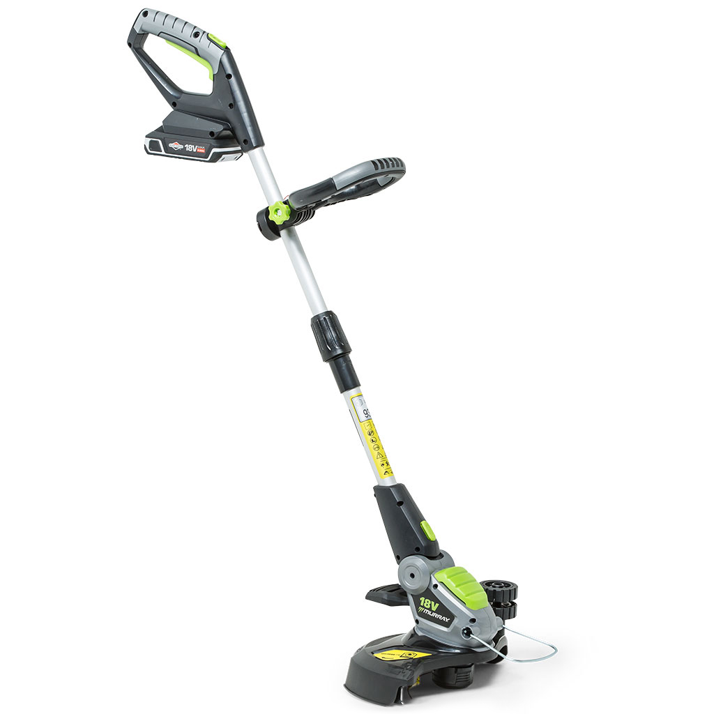 Murray 18V Lithium-Ion Grass Trimmer Kit IQ18GTK