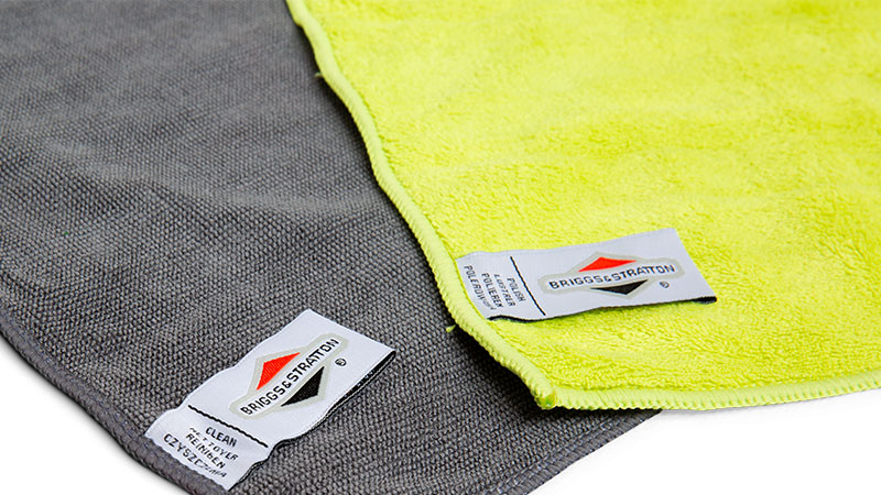Exclusive UltraCare™ Microfibre Cloths