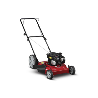 "Murray 21"" Push Mower with High Rear Wheels"