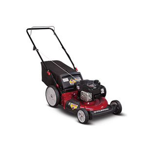 Murray Push Mower with High Rear Wheels & Bagger